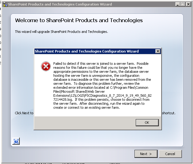 Possible SharePoint Issues after Windows Updates on the Web Server